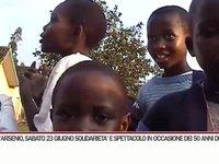 """Sabato solidarietà all'Auditorium con """"Un sorriso per l'Africa"""""""