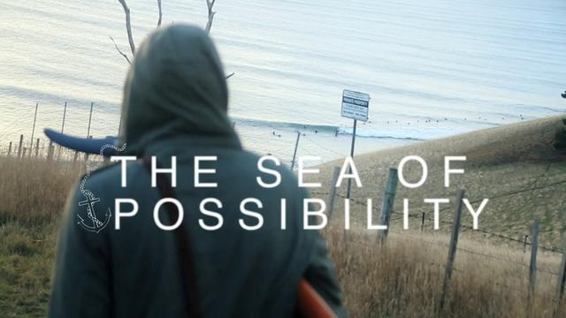 +THE SEA OF POSSIBILITY+ JACK LYNCH