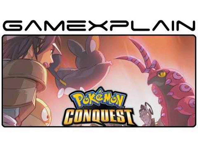 Pokemon Conquest Rom Nds