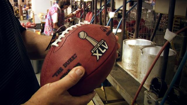 Wilson Sporting Goods | FOOTBALL FACTORY EPISODE 3: THE DUKE