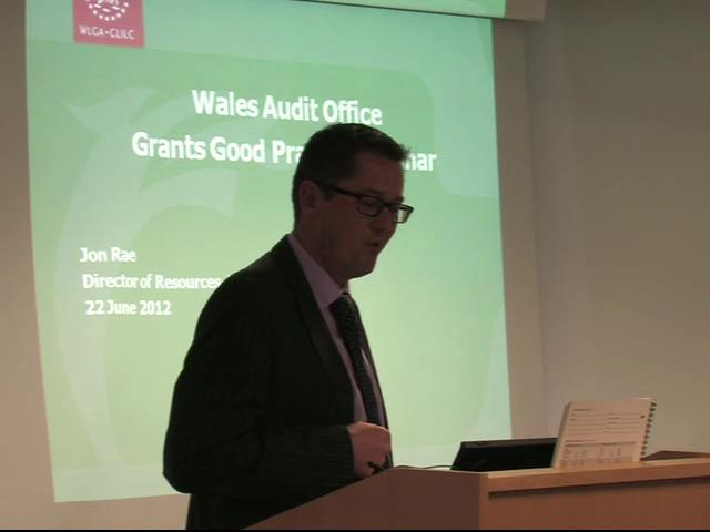 John Rae - Grants Management Seminar