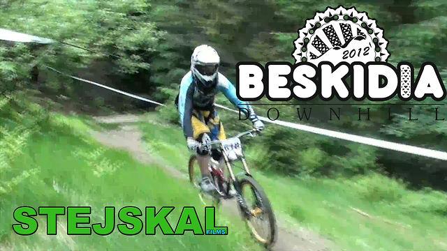 Beskidia Downhill Cup 2012 #1 - Wisła - Stożek
