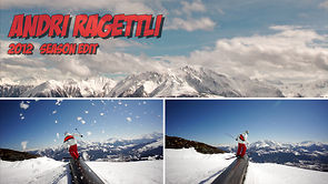 Andri Ragettli 2012 season edit