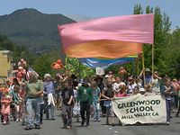 Creativity, Waldorf Education, and the Mill Valley Memorial Day Parade