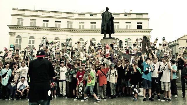 Światowy dzień deskorolki | Skateboarding day | Warszawa | 21.06.2012