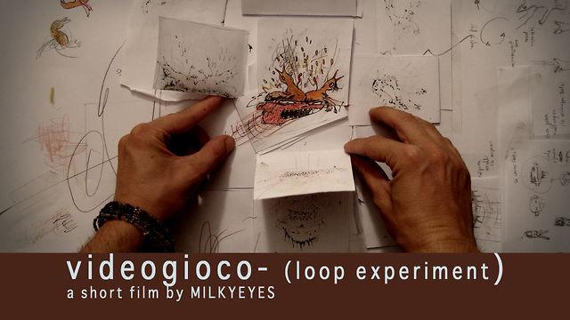 VIDEOGIOCO-loop experiment - HD    by milkyeyes  (shortfilm)