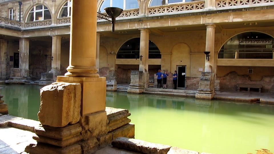 Roman Bath House On Vimeo