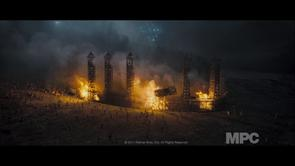 MPC's VFX for the latest Harry Potter movie