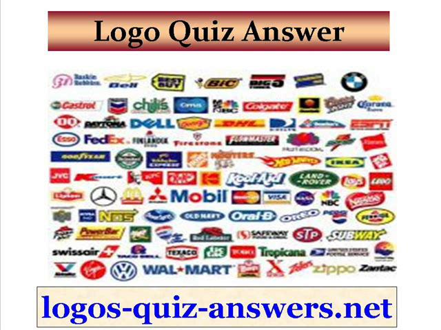 Logos Quiz With Names