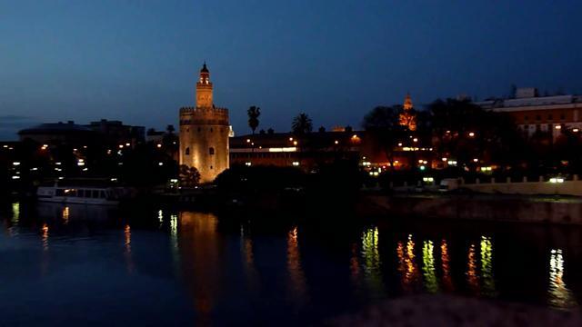 <p> Seville</p>