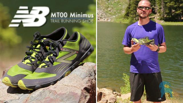 New Balance MT00 Minimus Trail Running Shoe