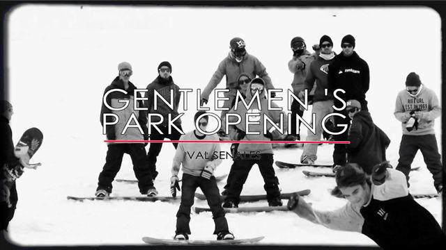 GENTLEMEN'S PARK OPENING | IN MEMORY OF AMEDEO VIVIANI
