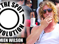 Revolution &quot;On the Spot&quot; with Damien Wilson    Damien Wilson is an individual.  Damien is in his own category, never one to fit any mold, he has always stood out from the rest.  His skating is influential, his creativity flows when he skates.  Off the blades, he's never afraid to speak his mind, Damien will tell you how it is.  I've always admired that about him, what you see is exactly what you get.    Filmed/Edited by:  Jon Jenkins    www.revolutionskate.com