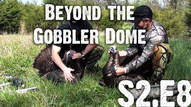 "Whitetails INC S2.E8 - ""Beyond the Gobbler Dome: Part Two"""