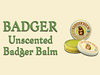 Unscented Badger Balm
