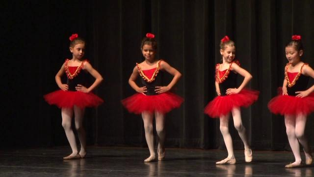 Ballet Academy in Lincoln Park | Recital 2012
