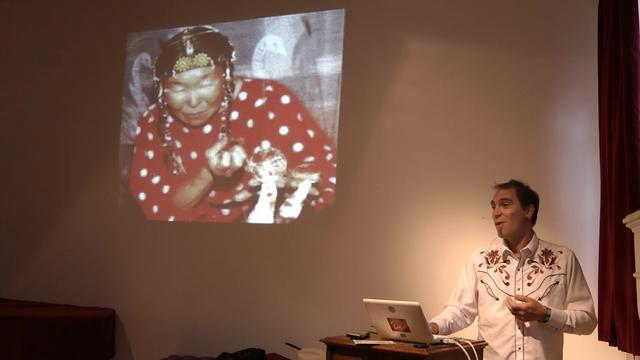 Peyote Hunters of the Holy Mountain & How to Get a Cactus Lodged in Your Reducing Valve - Dr David Luke & Poncho Nava