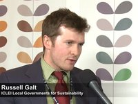 Rio+20: Russell Galt, ICLEI Local Government for Sustainability