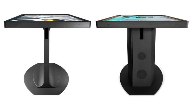 The All New Pro and Platform Touch Tables From Ideum