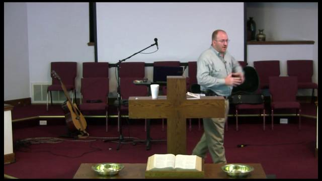 "Ephesians 4, The Regenerate Church - ""Gifted to Serve"" (Pt. 2)"