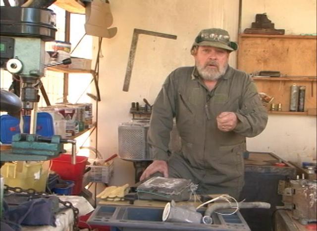 Los desechos hogareños pueden servir para mucho: es el caso de las lavadoras