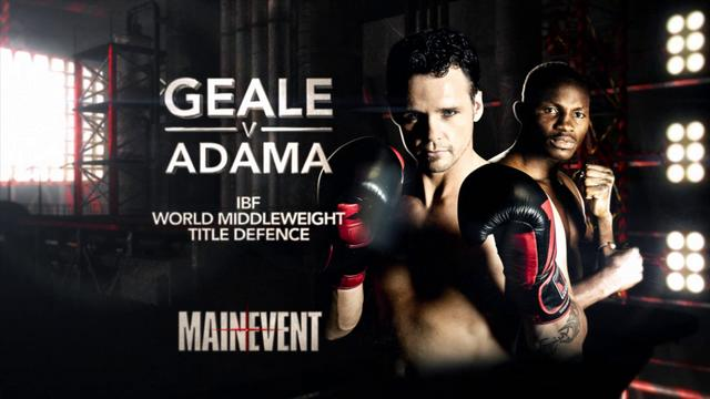 DANIEL GEALE MAINEVENT PROMO