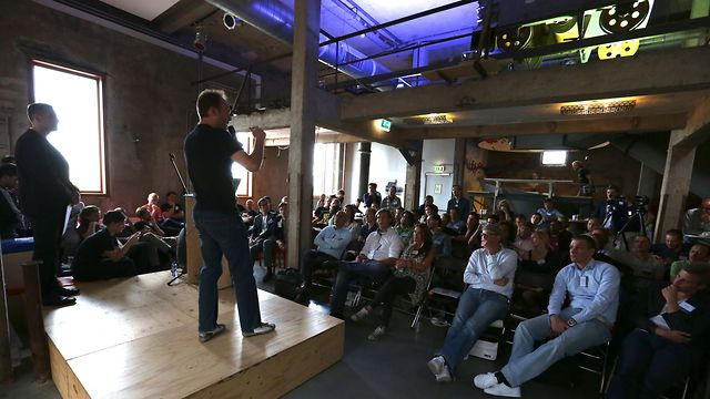 2. PitchesLean Startup | Machine Rotterdam