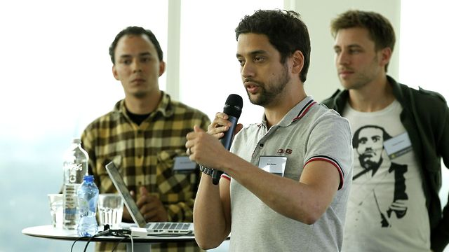 Pitch 7 Appatize  | Lean Startup Machine Rotterdam