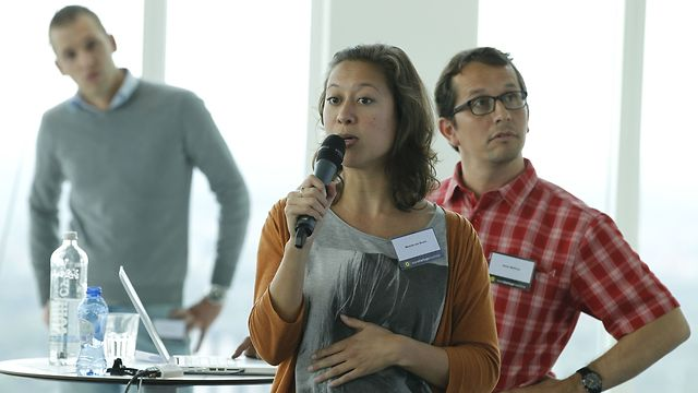 Pitch 15 CrowdFarming  | Lean Startup Machine Rotterdam