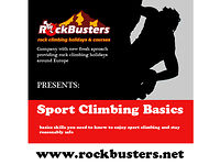 Sport Climbing Basics