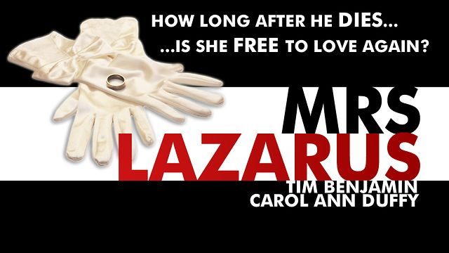 """mrs lazarus Compare plath's take on the story with british poet carol ann duffy's  simultaneously witty and pained poem """"mrs lazarus"""" (nalw2 1427) both poets  consider."""