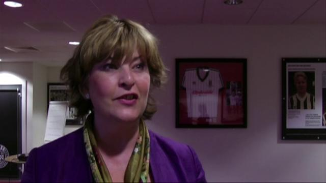 CashBack for Communties - Fiona Hyslop Interview