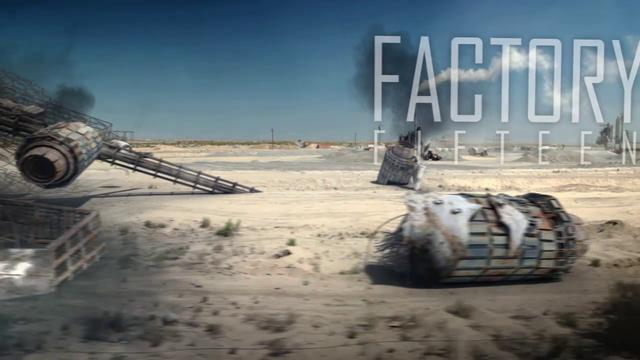 FACTORY FIFTEEN SHOWREEL 2011/2012