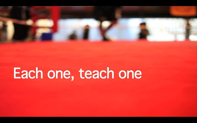 Each One Teach One Essay