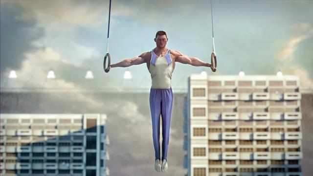 London 2012 &#8211; BBC Olympic Trailer &#8211; Passion Pictures