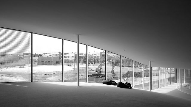 Video | Rolex Learning Center