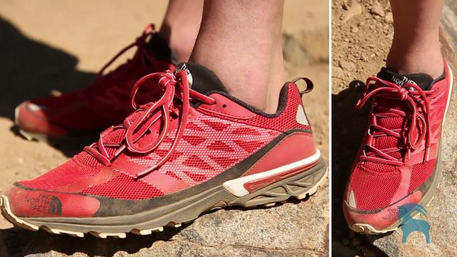 The North Face Single Track Hayasa Trail Running Shoe