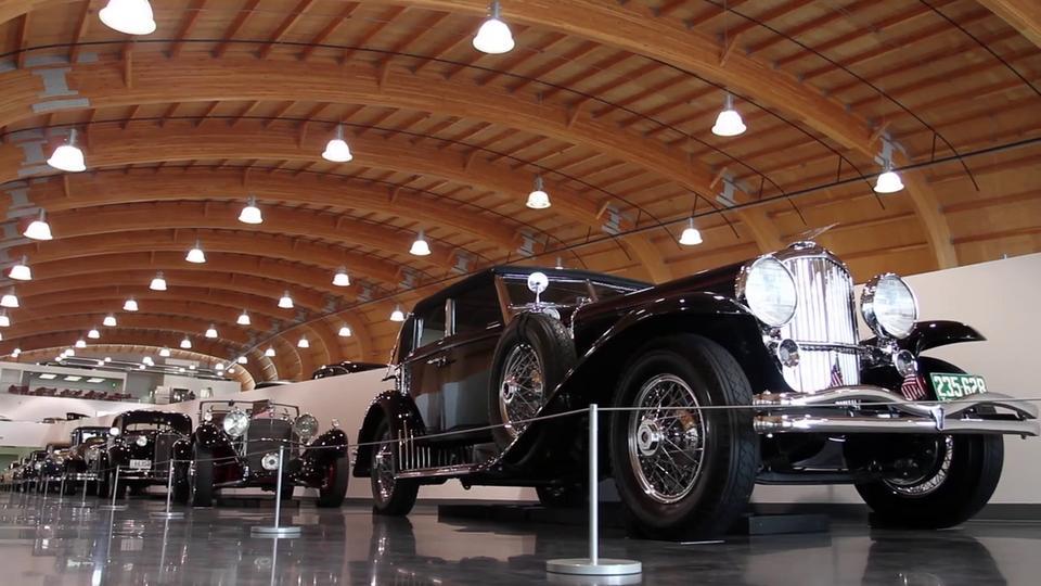 America S Car Museum