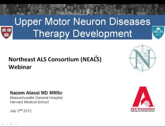 Upper motor neuron disease research 7 2 12 on vimeo for Upper motor neuron syndrome symptoms