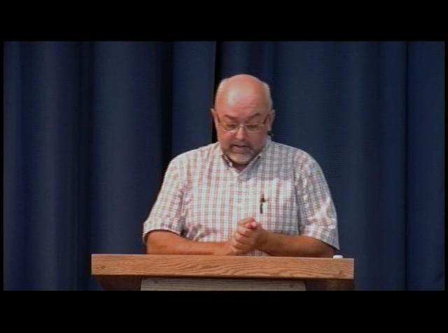Prédication du 1er juillet 2012