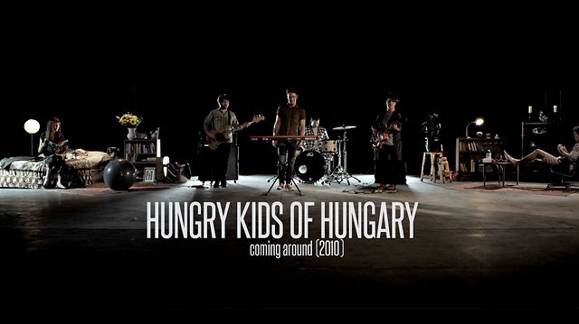 Hungry Kids Of Hungry - Coming Around (HD)