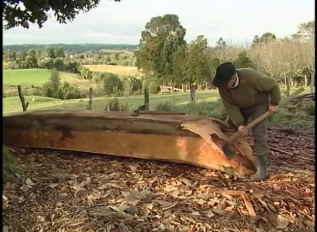 Artesanía Chiloé, cultura de la madera