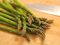 How to Blanch Asparagus