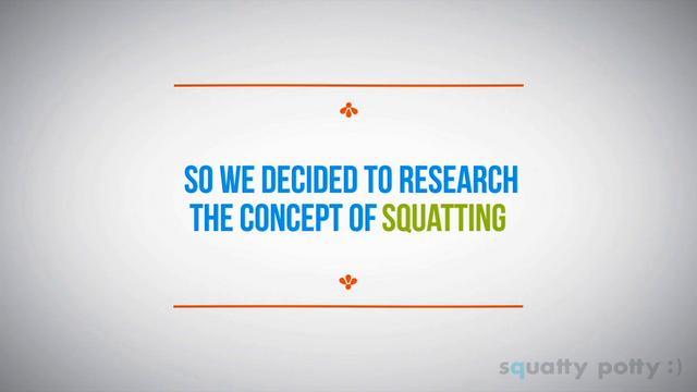 Squatty Potty-Toilet Stool- Educational video