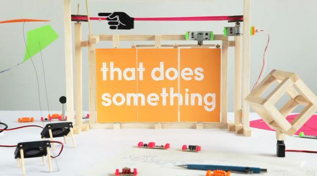 Jauna rotaļlieta džekiem - littleBits