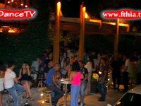 DanceTV @ Mythos Cafe.Kamena Vourla.Greece.
