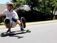 Longboarding: SAMSONITE
