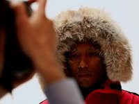 Highsnobiety Magazine Shoot BTS with Pharrell