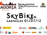 Francesc Freixer y Núria Picas, campeones de SkyBike -SkyGames 2012