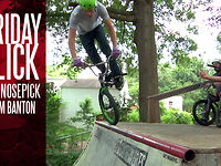 How To Nosepick with Adam Banton